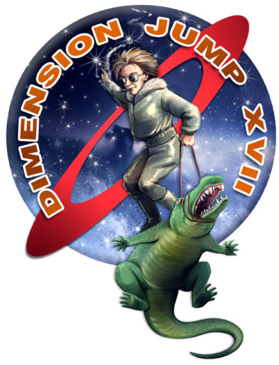 Logo competition entry for the Red Dwarf convention