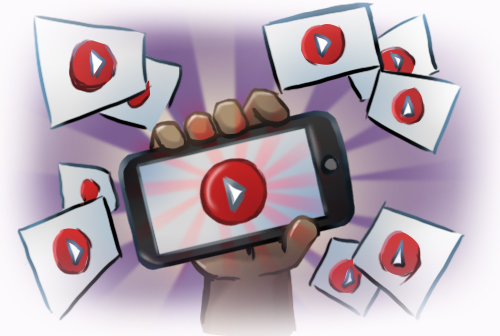 Advantage of animation: video is a powerful marketing tool