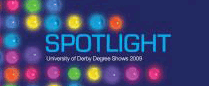 Spotlight University of Derby Degree Show