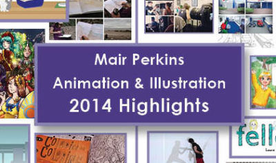 2014 Mair Perkins Animation Illustration Ltd icon