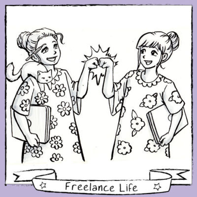 Day 29 - 'Finding a fellow freelancer friend'