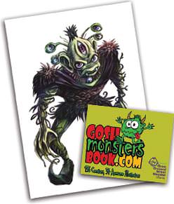 GOSH Monsters - Published 2012