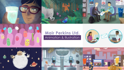 Mair Perkins Animation Showreel cover 2019