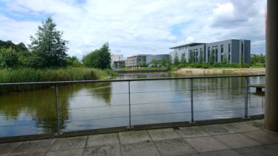 Nottingham University Jubilee Campus Envision